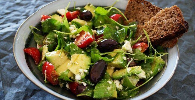 CBD olie kan bl.a. anvendes i salater