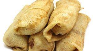 Pandekager med fyld